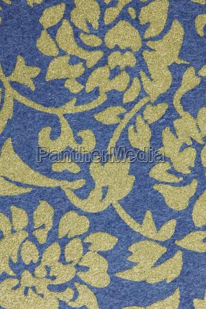 blue detail closeup upstairs asia golden