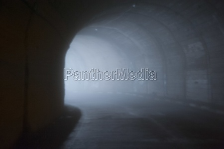 tunnel vision symbol fear and anxiety